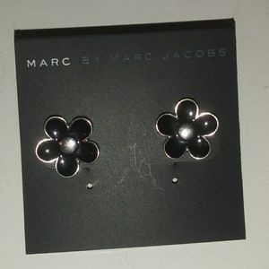 Marc Jacobs Floral Studs NWT